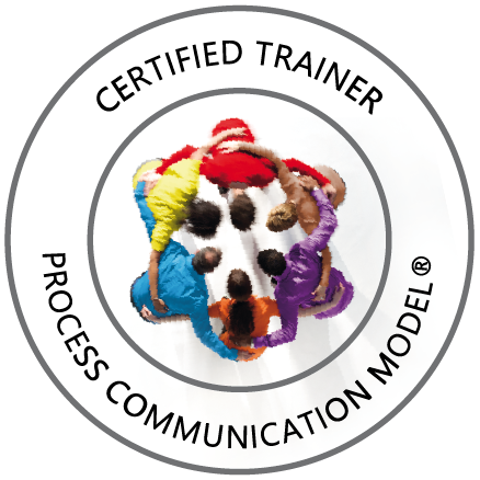 Logo Formateur certifié process communication model
